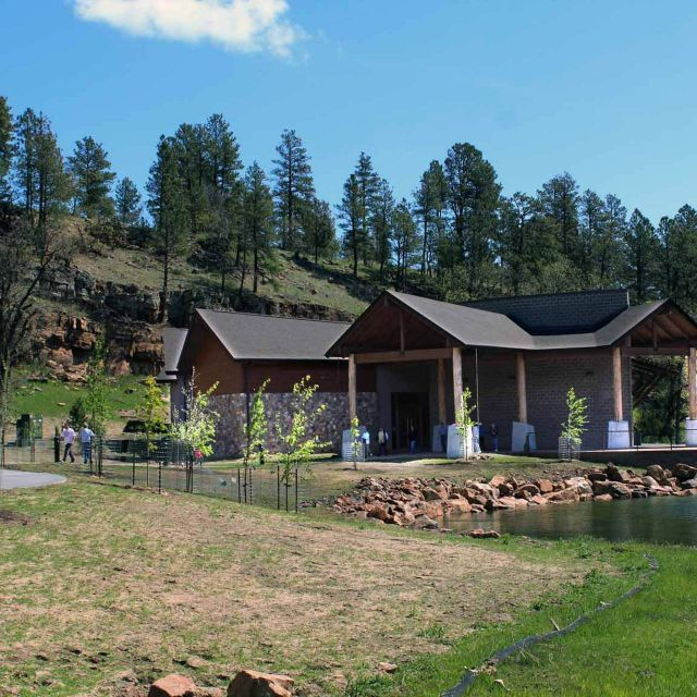 Image for Custer State Park Visitor Center