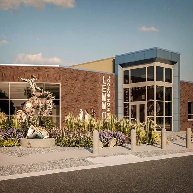 Image for Lemmon School Expansion