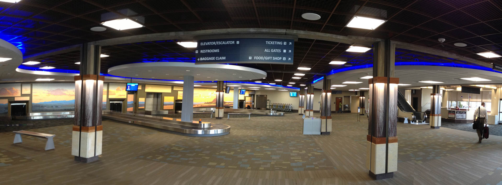 Rapid City Regional Airport Scull Construction